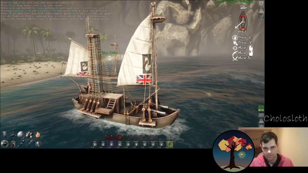 Atlas sail paint tutorial