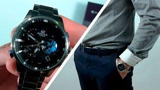 видео Наручные часы Casio