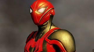 THE AMAZING SPIDER-MAN 2 VIDEOGAME - ENDS OF THE EARTH COSTUME SHOWCASE