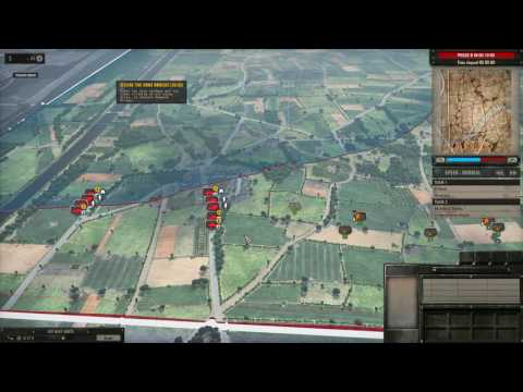Steel Division Normandy Deutsche Kampagne Mission 2: Pegasus Bridge