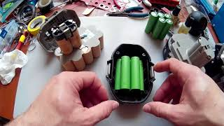 Переделка аккумулятора Makita на Li-ion.