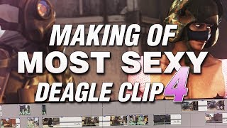 MAKING OF | THE MOST SEXY DEAGLE CLIP 4 by biBa [GER]