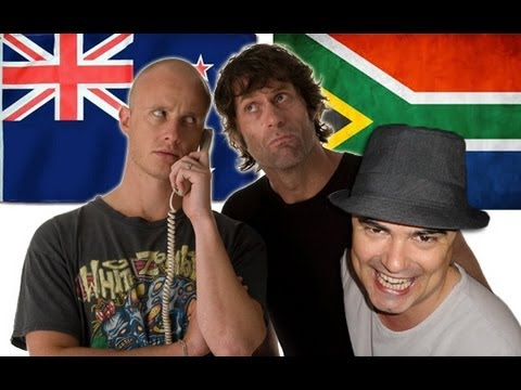 South African Pranks Kiwi Radio DJ!!!