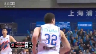 Jimmer Fredette 35 Points vs Beikong Fly Dragons | Full Highlights | February 17, 2017