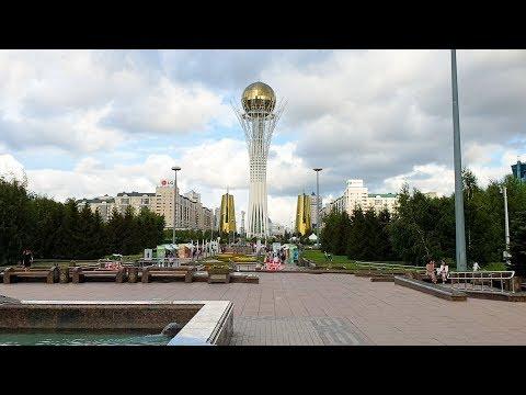Автокруиз Москва-Астана-Москва. День