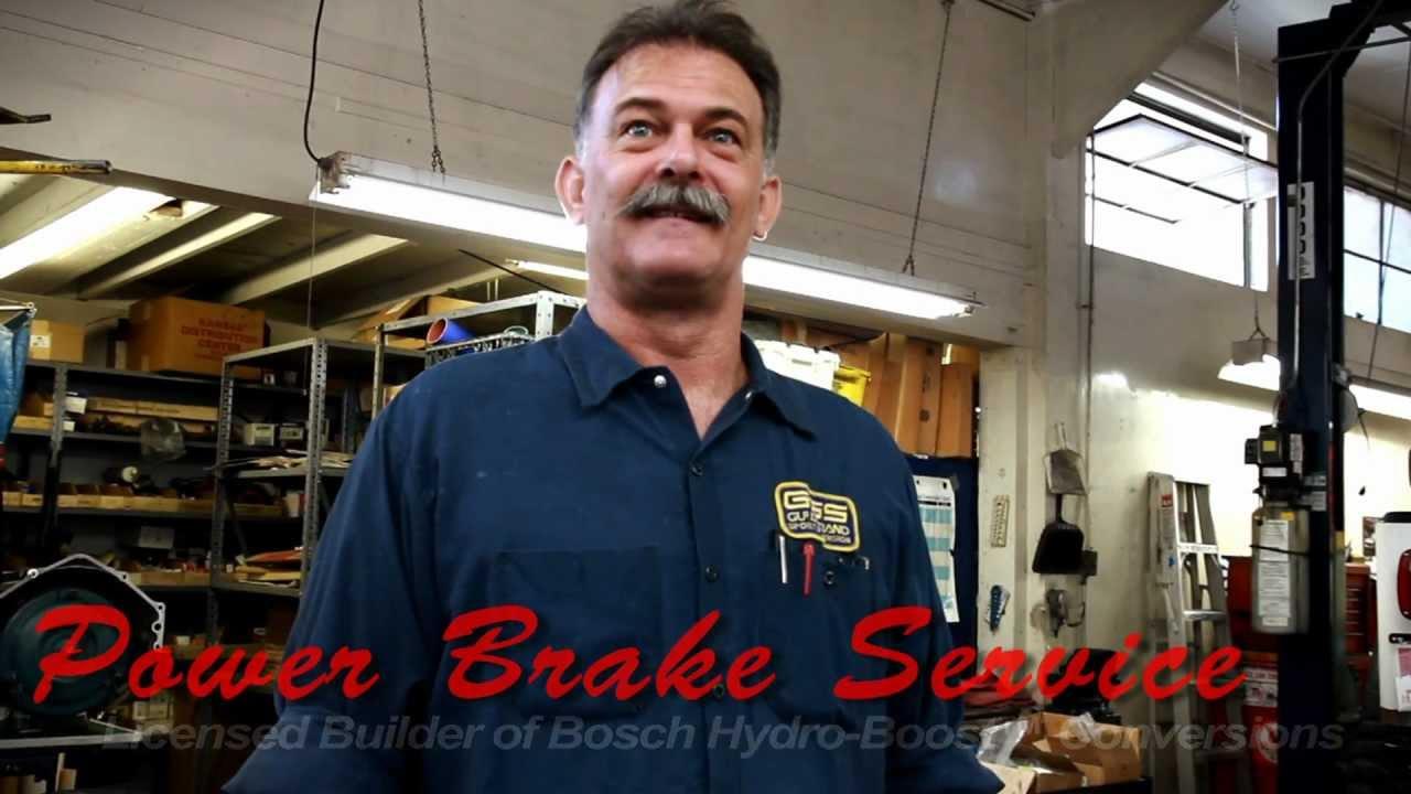Hydro-Boost Brakes