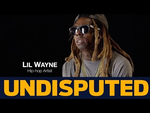 Lil Wayne takes you inside the song he performed for Skip and Shannons new show  UNDISPUTED