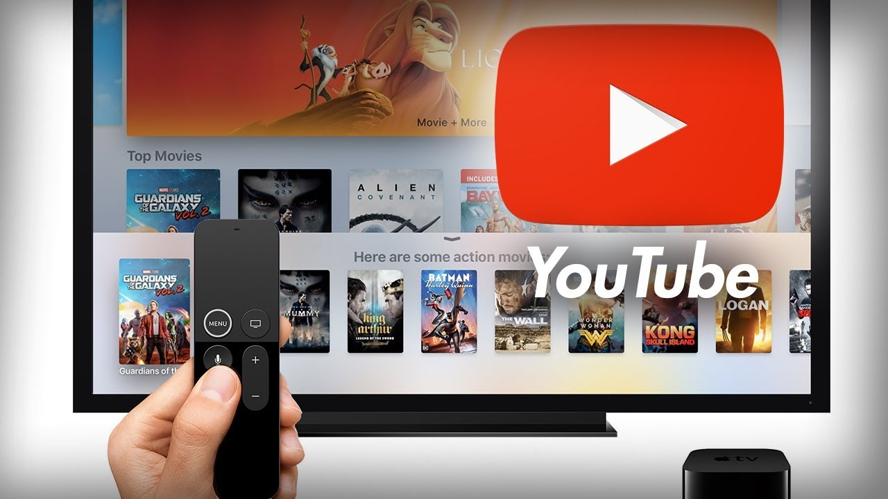 How To Use Apple Tv Youtube Activate Apple Tv Youtube Youtube