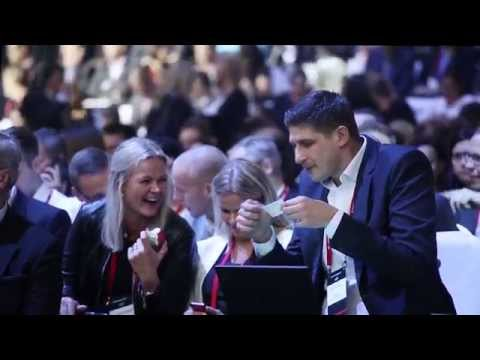 Nordic Business Forum 2015: Day 1