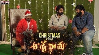 Christmas With Team Aswathama  | Naga Shaurya | Mehreen