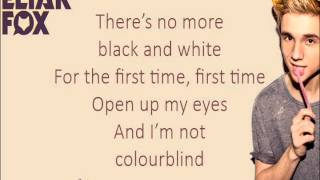Elyar Fox - Colourblind (Lyric Video)
