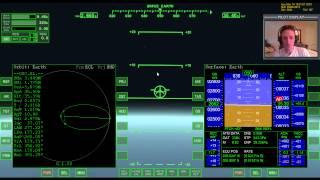 Orbiter 2010 - [Part 2] Absolute Beginner Guide - Getting to Orbit 2