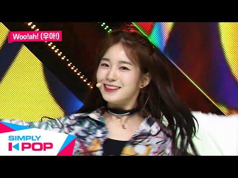 Simply K-Pop Wooah우아 - wooah  Ep414