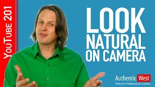 How to Look Natural Speaking on Camera | Brighton West