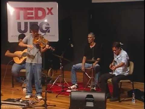 Grupo Sertão (Apresentação Musical) at TEDxUFG