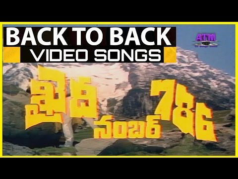 Khaidi Number 786 Super Hit Songs Back To Back