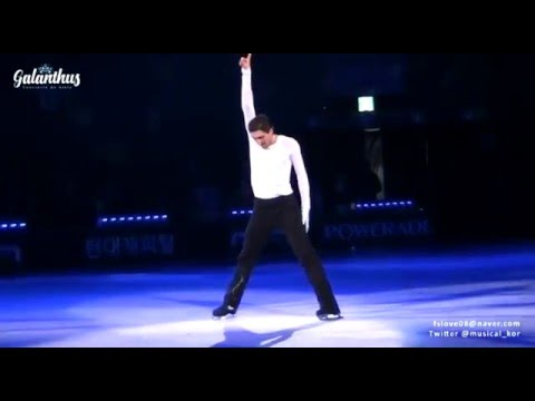 100605 Medalist on Ice : Evan Lysacek / Man in the Mirror