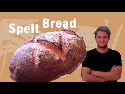 Easy Wholemeal Spelt Bread Recipe