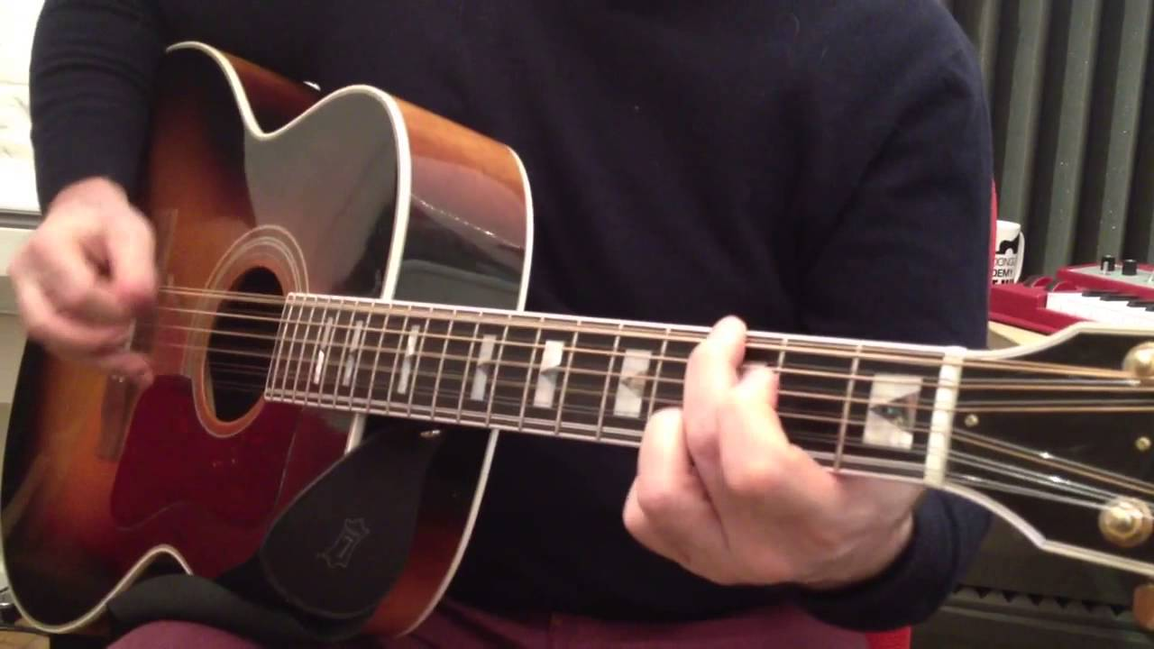 how to play sweet home alabama on guitar