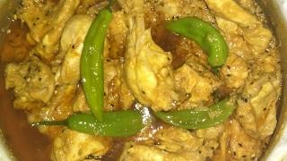 Chicken Achari, Achari chicken recipe