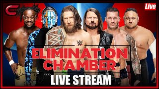 WWE Elimination Chamber 2019 Live Stream Full Show February 17th 2019: Live Reaction Conman167