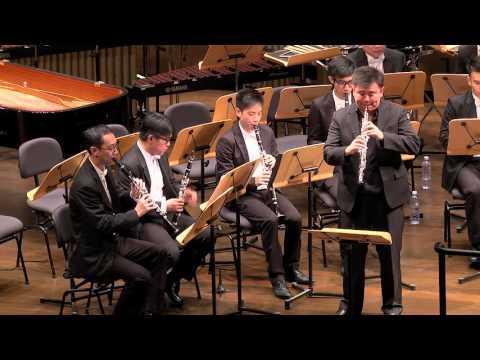 Flight For Solo Oboe And Wind Ensemble - I. Sailplane