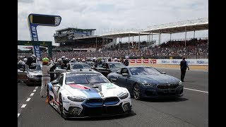 Brothers on track - BMW M Motorsport. - Stafaband