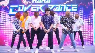 Download Video 160605 Red Bullet cover BTS - RUN + Save ME + Fire @HaHa Cover Dance Contest (Final) MP3 3GP MP4