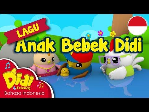 Lagu Anak-Anak Indonesia | Didi & Friends | Anak Bebek Didi