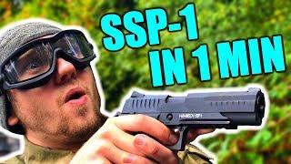 1 Minute Review [ Novritsch SSP-1 ]