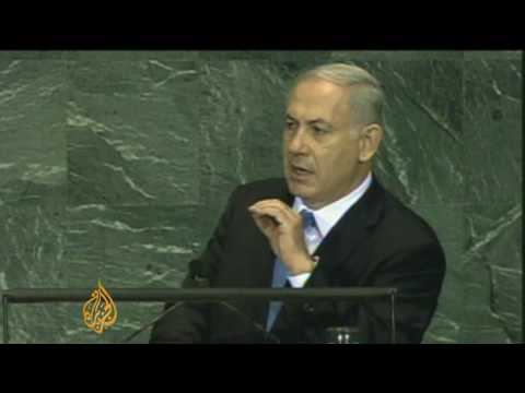 Netanyahu Slams Iran At UN General Assembly  - 25 Sep 09