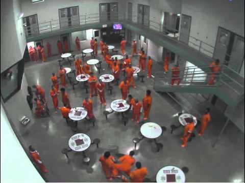 Midland County Jail assault
