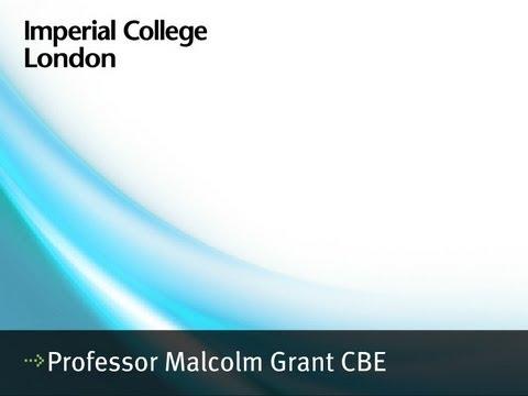 Professor Malcolm Grant CBE