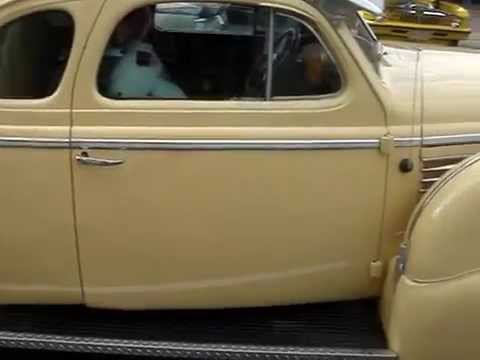 1938 LASALLE COUPE  THE CADILLAC COMPANION CAR  YouTube