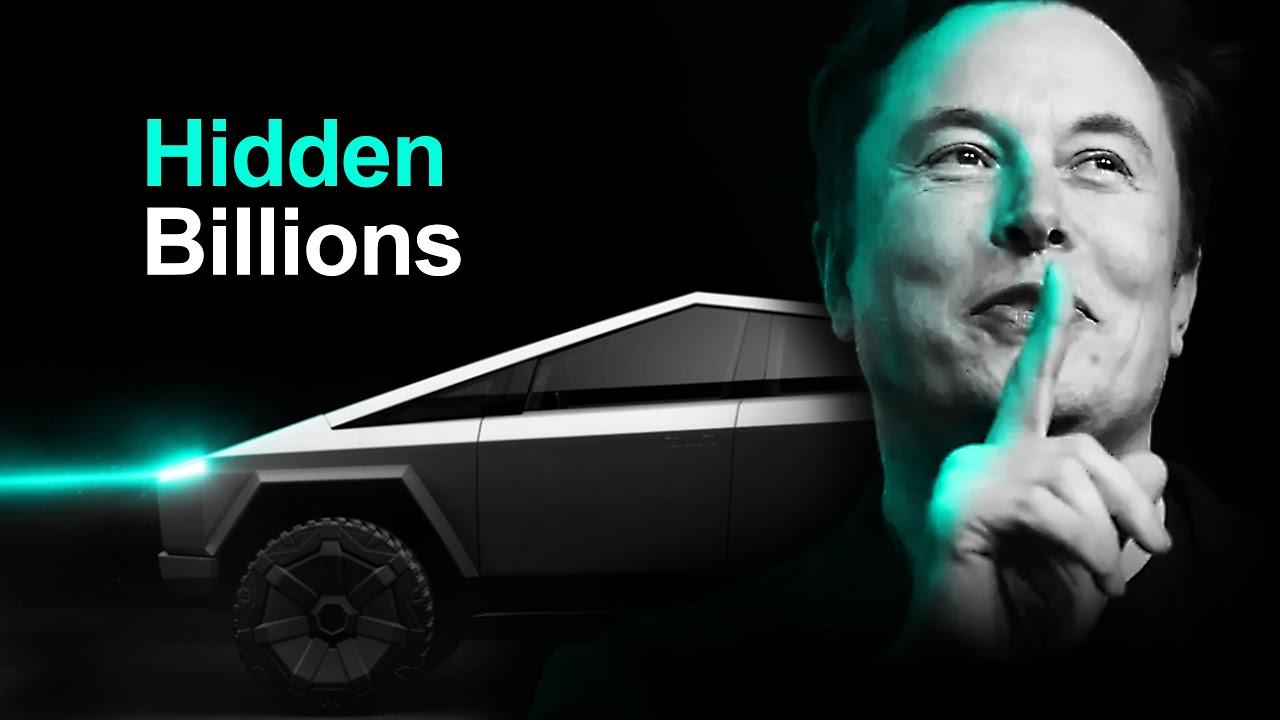Cybertruck Will Make Tesla Billions (hidden genius)