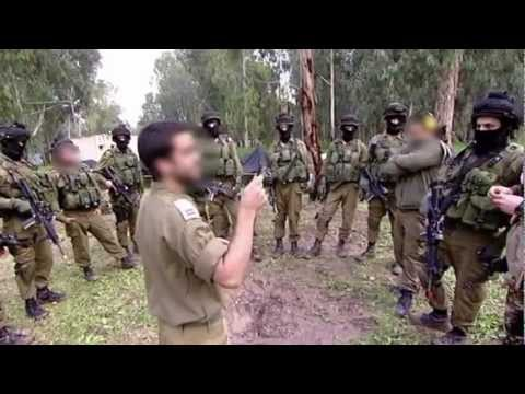 IDF Elite Unit Combats Hamas Smuggling Tunnels