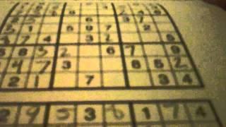 Whisper+Writing Sounds+Sudoku+Stunning Genius of Numbers= A Beautiful, Boring Mess of Slumber