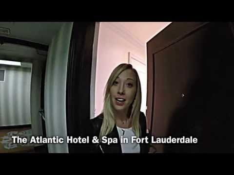Tour The Atlantic Hotel & Spa in Fort Lauderdale