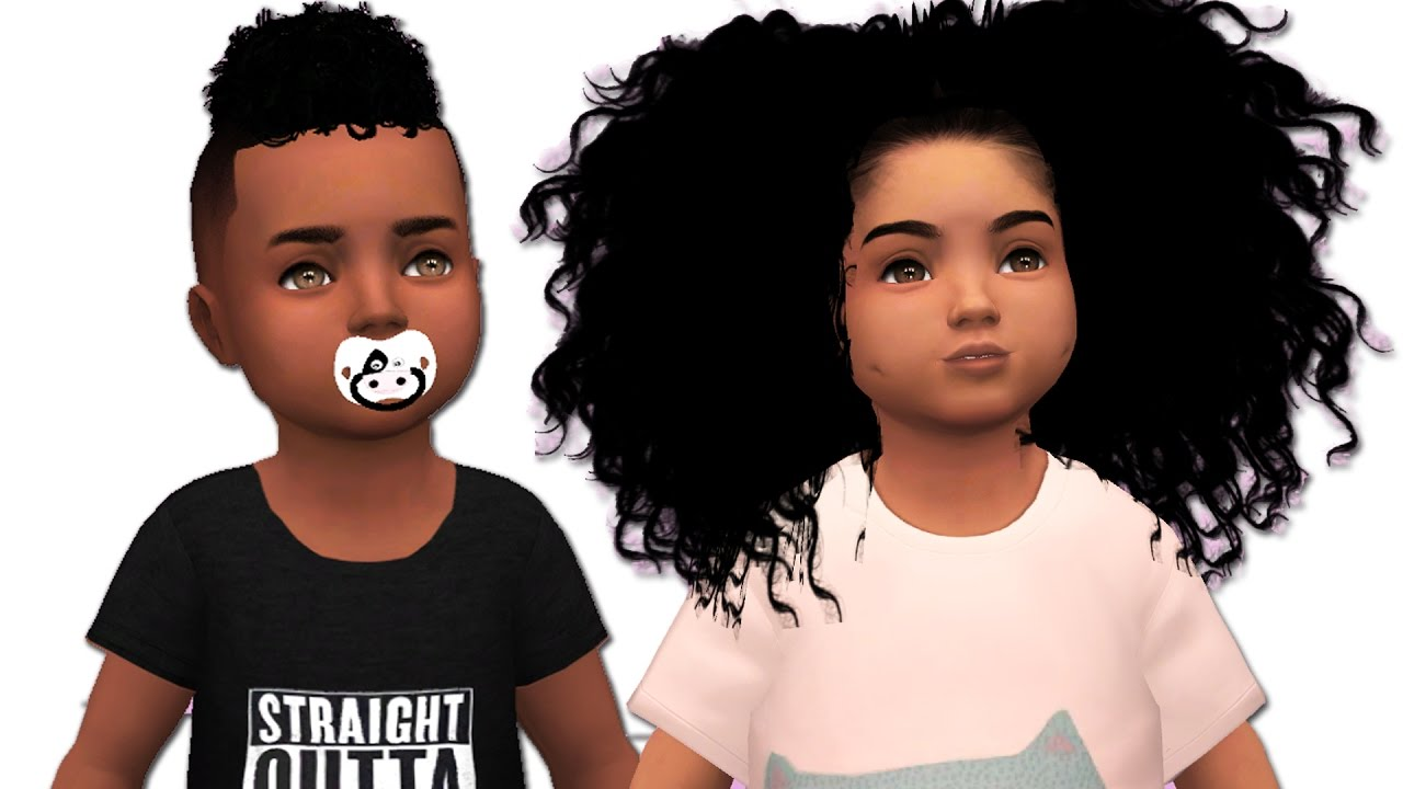 Toddler Cc Shopping Urban Amp Ethnic The Sims 4 Youtube