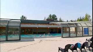 Impressie zwembad Familievakantiepark Krieghuusbelten