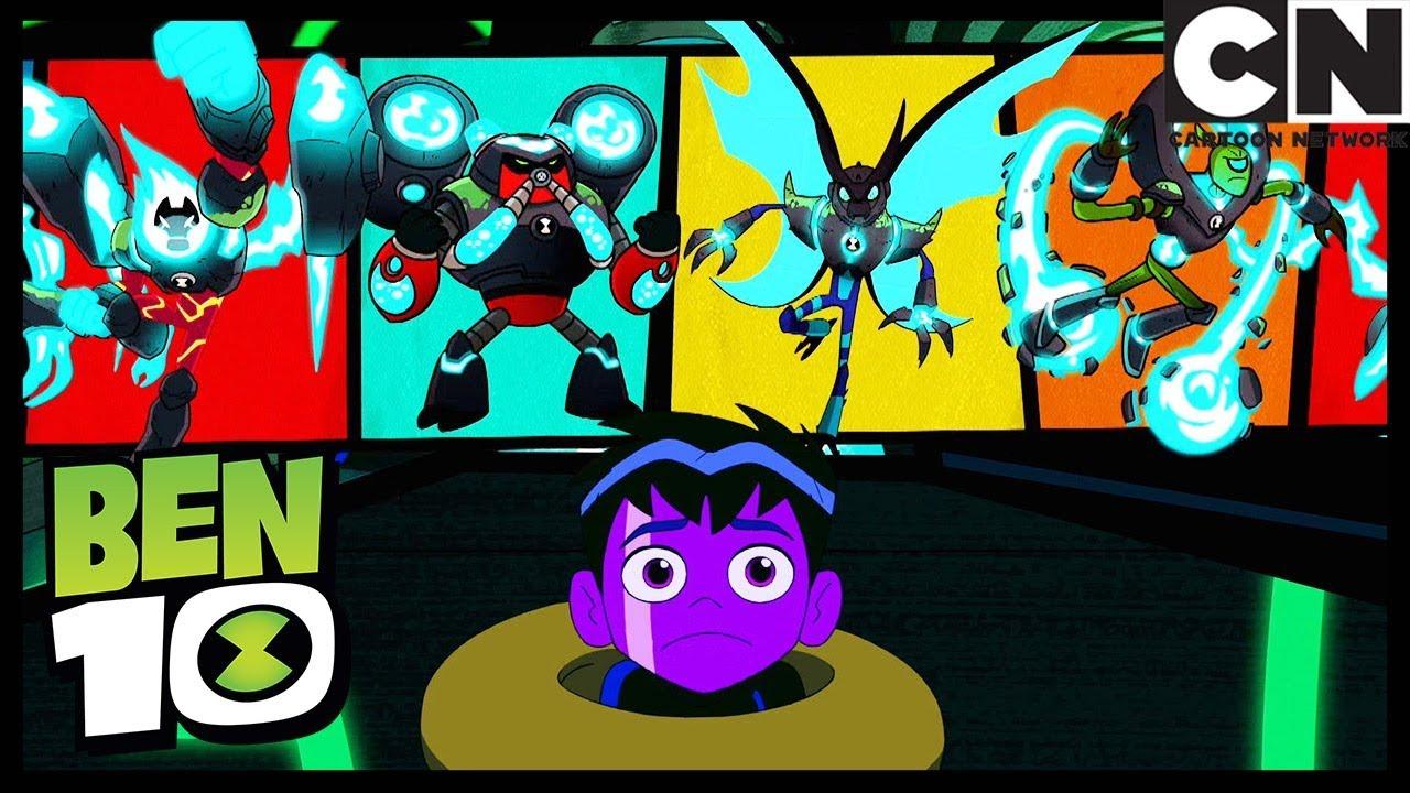 Ben 10 Deutsch | Reise in die Omnitrix, Teil 4: Die Invasion beginnt | Cartoon Network