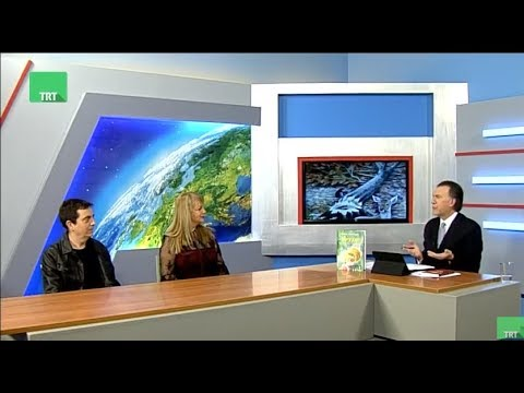 "INTERVIEW: ""οι χρυσοί και οι χωρις "" στο κανάλι TRT"