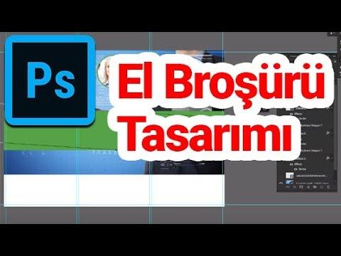 Photoshop - 42 - Afiş Tasarımı ve Yapımı