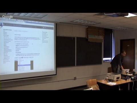 Unidata regional AWIPS workshop - part 1