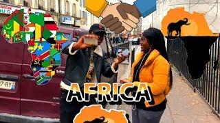 Pensez-vous que les africains sont solidaire entre eux ? Micro trottoir
