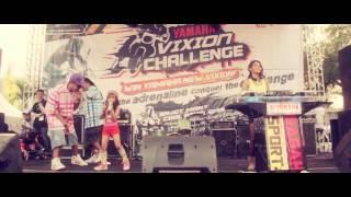 2NDCLAN feat. Cha Cha Zee - Cewek Manja (Live in Yamaha Vixion ...