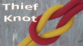How to Tie the Thief Knot