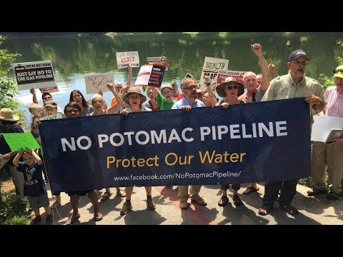 Environmentalists Demand Feds Stop Hogan-Backed Pipeline