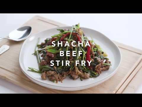 Shacha Beef | Quick & Easy Recipe!