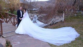 Ахыска Турецкая Свадьба В Алматы Жених из Германии Денис Диана
